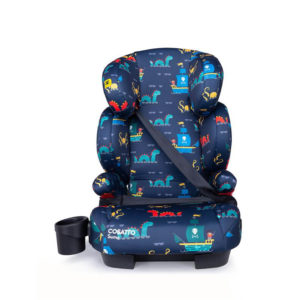 Cosatto Sumo Group 2/3 Isofit Car Seat Sea Monster