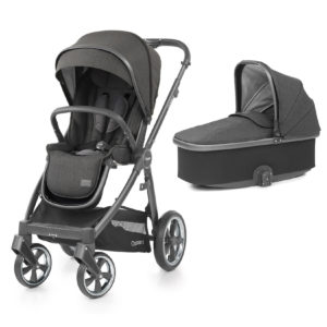 BabyStyle Oyster 3 Stroller And Carrycot Pepper
