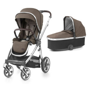 BabyStyle Oyster 3 Stroller And Carrycot Truffle