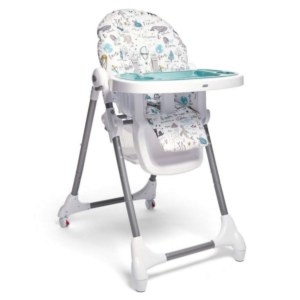 Mamas & Papas Snax Adjustable Highchair with Removable Tray Insert - Happy Planet