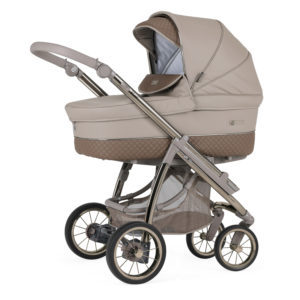 Bebecar Ip-op XL Classic Combination with Car Seat and KITLA3 - Truffle