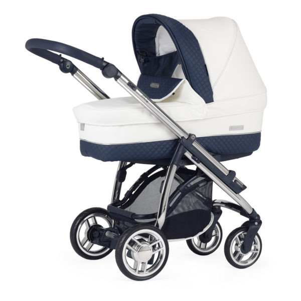 Bebecar M-City Combination with Car Seat - Oceanic