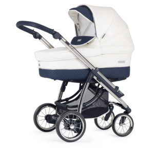 Bebecar Ip-op XL Classic Combination with Car Seat and KITLA3 - Oceanic