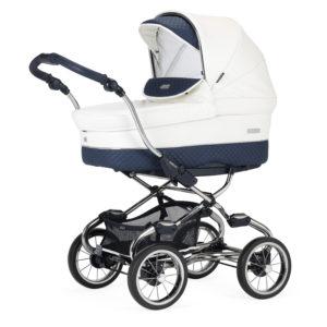 Bebecar Pack Stylo XL + Car Seat + Raincover - Oceanic
