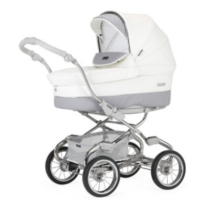 Bebecar Pack Stylo XL + Car Seat + Raincover - Dove Grey