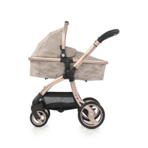 Egg® Stroller and Carrycot Special Edition Camo Sand