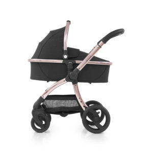 Egg® Stroller and Carrycot Diamond Black