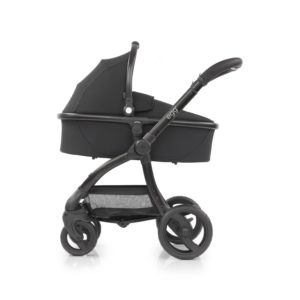 Egg® Stroller and Carrycot Special Edition Just Black