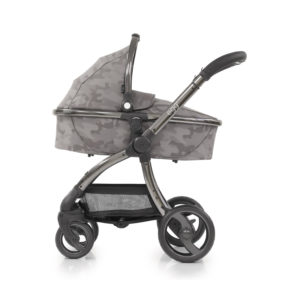 Egg® Stroller and Carrycot Special Edition Camo Grey