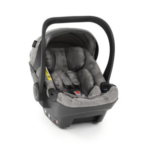 Egg® Shell i-Size Car Seat Camo Grey