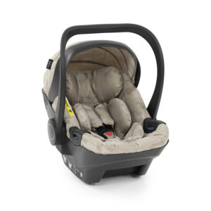 Egg® Shell i-Size Car Seat Camo Sand