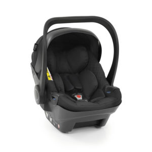 Egg® Shell i-Size Car Seat Just Black