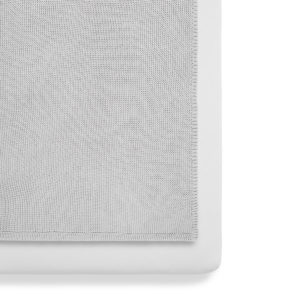 Snuz 3pc. Bedside Crib Bedding Set - Grey
