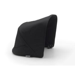 Bugaboo Cameleon³/Fox2 Sun Canopy Fabric Black