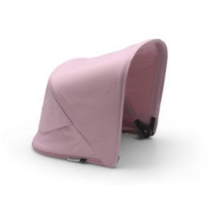 Bugaboo Cameleon³/Fox2 Sun Canopy Fabric Soft Pink