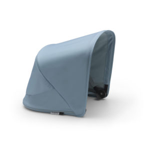 Bugaboo Cameleon³/Fox2 Sun Canopy Fabric Vapor Blue