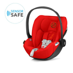 Cybex Cloud Z i-Size Car Seat incl Sensorsafe Autumn Gold