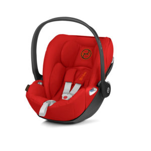 Cybex Cloud Z i-Size Car Seat Autumn Gold