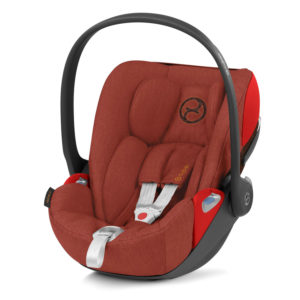 Cybex Cloud Z i-Size Plus Car Seat Autumn Gold