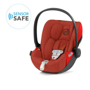 Cybex Cloud Z i-Size Plus Car Seat incl Sensorsafe Autumn Gold