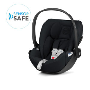 Cybex Cloud Z i-Size Car Seat incl Sensorsafe Deep Black