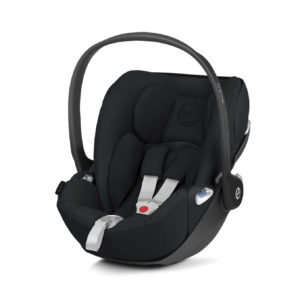 Cybex Cloud Z i-Size Car Seat Deep Black