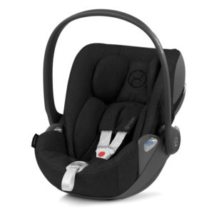 Cybex Cloud Z i-Size Plus Car Seat Deep Black