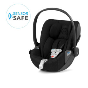 Cybex Cloud Z i-Size Plus Car Seat incl Sensorsafe Deep Black