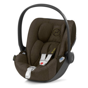 Cybex Cloud Z i-Size Plus Car Seat Khaki Green