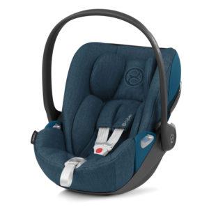 Cybex Cloud Z i-Size Plus Car Seat Mountain Blue