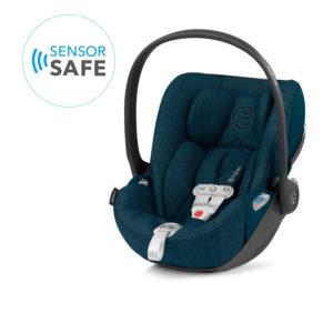 Cybex Cloud Z i-Size Plus Car Seat incl Sensorsafe Mountain Blue