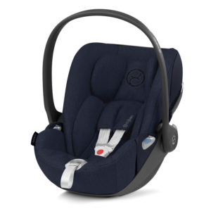 Cybex Cloud Z i-Size Plus Car Seat Nautical Blue