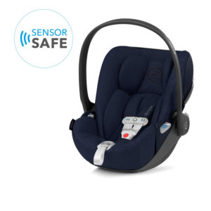 Cybex Cloud Z i-Size Plus Car Seat incl Sensorsafe Nautical Blue