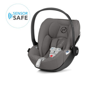 Cybex Cloud Z i-Size Car Seat incl Sensorsafe Soho Grey