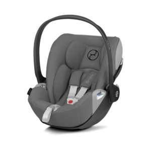 Cybex Cloud Z i-Size Car Seat Soho Grey