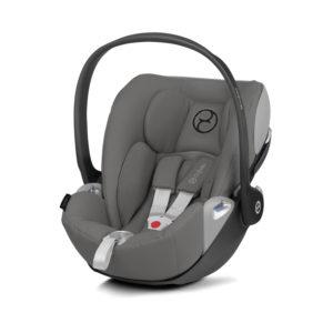 Cybex Cloud Z i-Size Car Seat Soho Grey