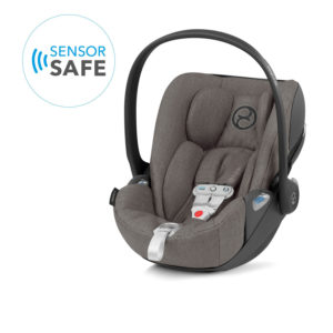 Cybex Cloud Z i-Size Plus Car Seat incl Sensorsafe Soho Grey