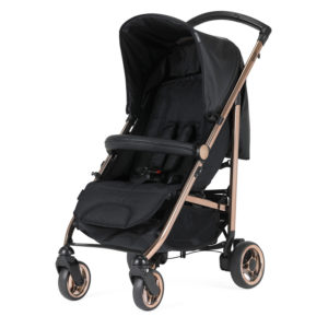 Bebecar Spot+ Pushchair with Raincover Panther