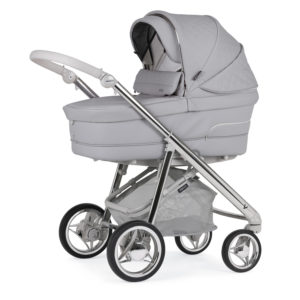 Bebecar V-Pack Combination with Car Seat and KITLA3 - Pebble