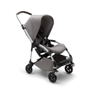 Bugaboo Bee⁵ Stroller Mineral Light Grey