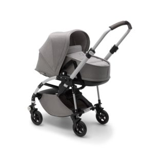 Bugaboo Bee⁵ Complete Mineral Light Grey