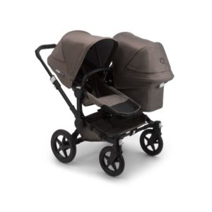 Bugaboo Donkey3 Duo Mineral BLACK/Taupe