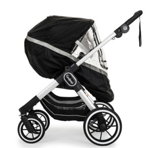 Emmaljunga Raincover SMALL for NXT Carrycot and ERGO Seat Unit