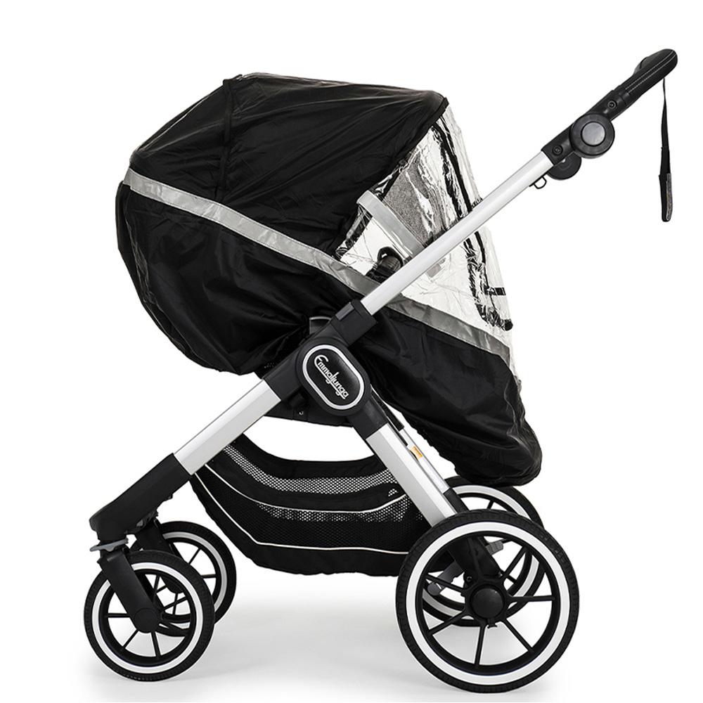 Kinderwagenzubehor Carrycot Raincover Compatible With Emmaljunga Ngrt In