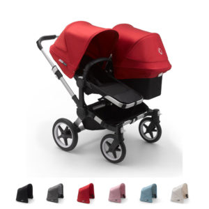 Bugaboo Donkey3 Duo with ALU Chassis