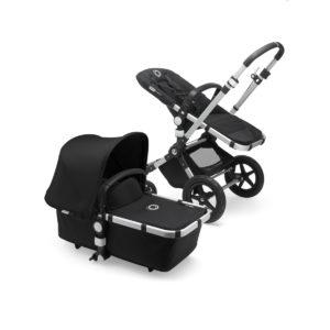 Bugaboo Cameleon3 Plus Stroller - ALU/Black/Black