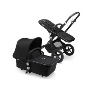 Bugaboo Cameleon³ Plus Stroller - BLACK/Black/Black