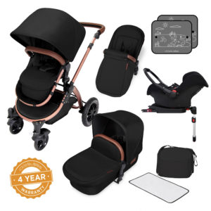 Ickle Bubba Stomp v4 Special Edition Travel System Bundle
