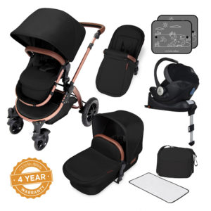 Ickle Bubba Stomp v4 Special Edition i-Size Travel System Bundle