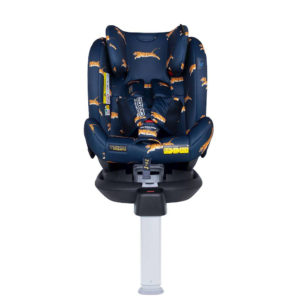 Cosatto All in All Rotate 0+/1/2/3 ISOFIX Car Seat Paloma Tiger On The Prowl